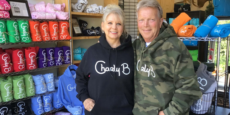 Photo of Charly B Sweatshirts!