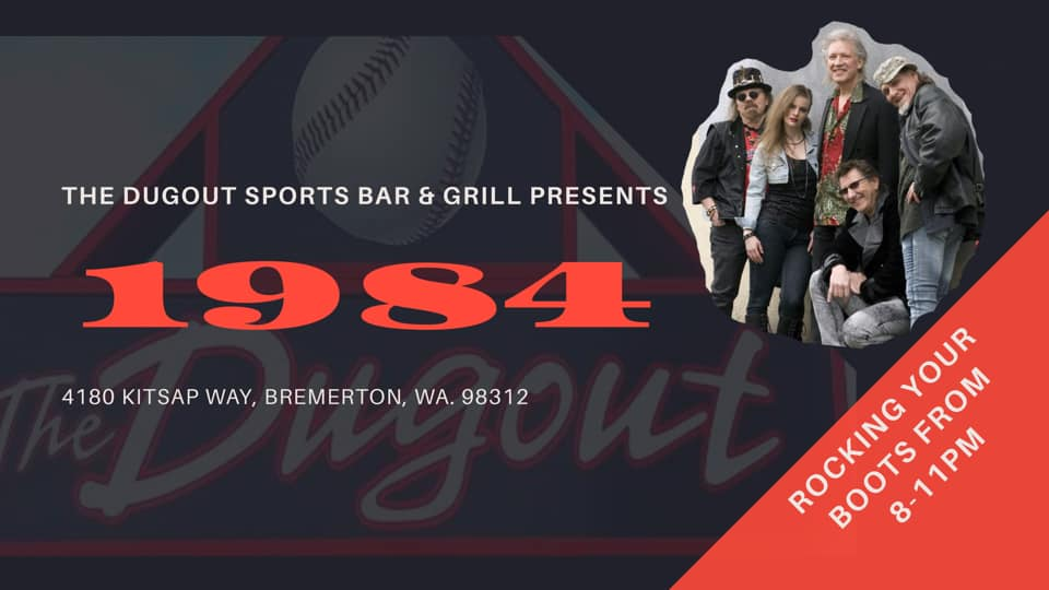 1984 at The Dugout Sports Bar and Grill