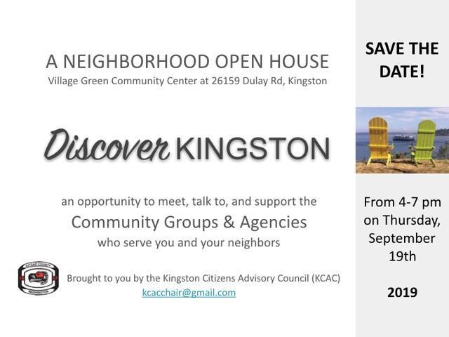 Discover Kingston
