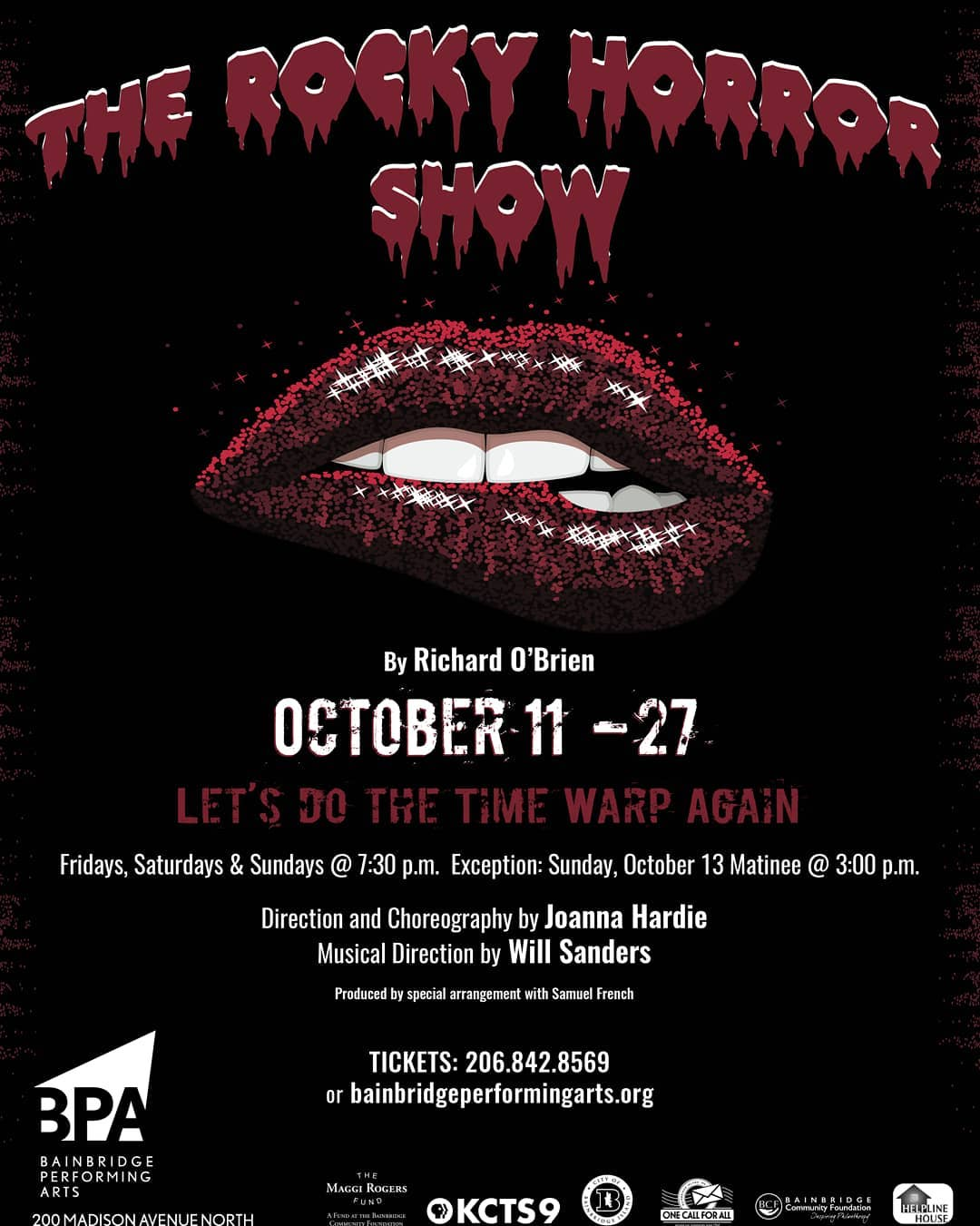 The Rocky Horror Show at BPA