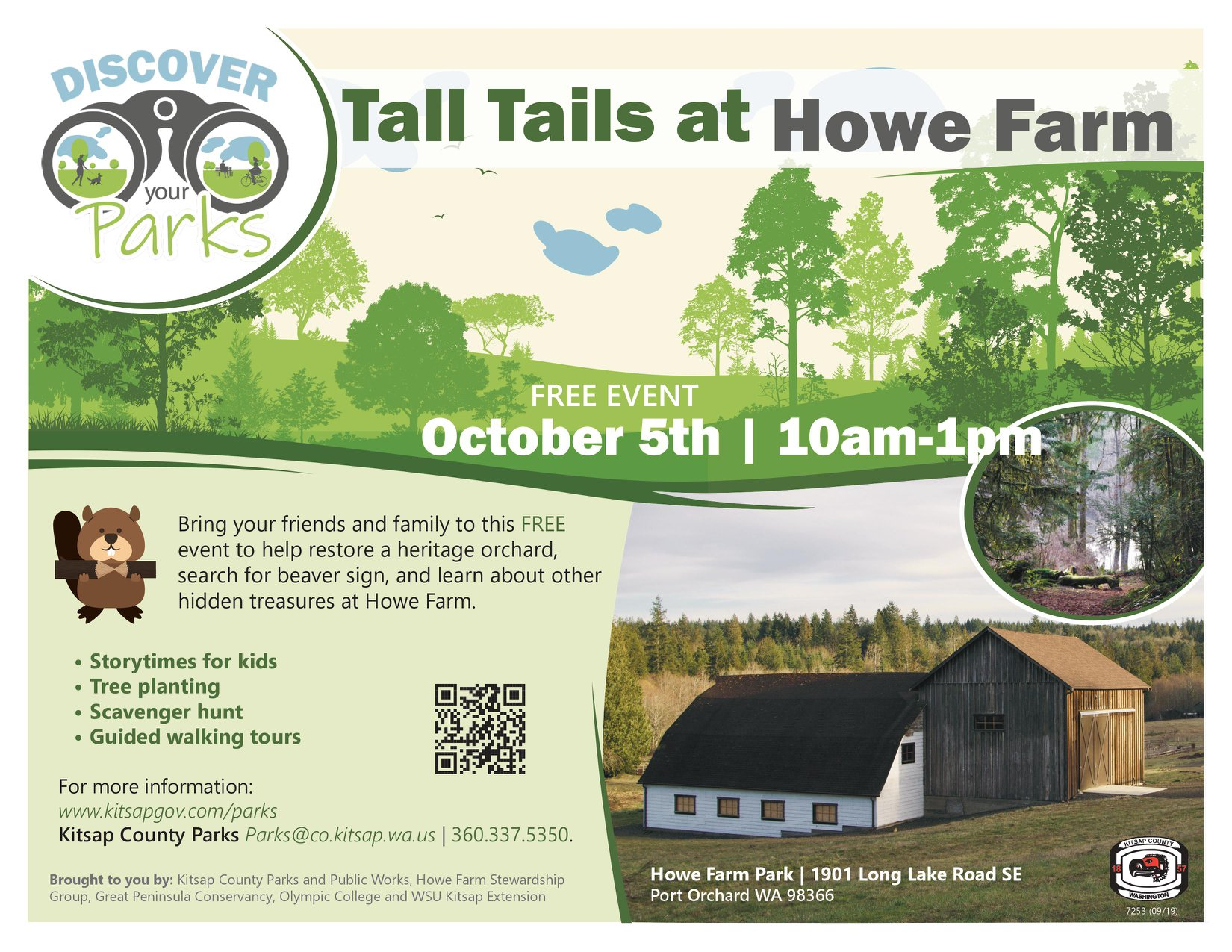 Tall Tails at Howe Farm